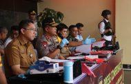 Polda Kalbar Amankan 202 Pelaku 3C dalam Operasi Panah Kapuas