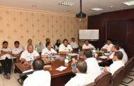 Wakil Bupati Karawang Bersama Kepala OPD Bahas Pendapatan Asli Daerah