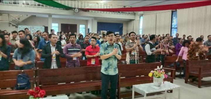 PPHTGD dan Misi Sinode GKJ Gelar Seminar Preaching Conference