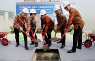 PT Summarecon Agung Tbk Topping Off The Kensington Office Tower