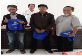 Wujudkan UHC, BPJS Kesehatan Ranggkul Ketua Rt dan Rw di Karawang