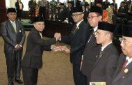 Ketua dan Tiga Wakil Ketua DPRD Kota Bekasi Siap Lanjutkan Program Kerja