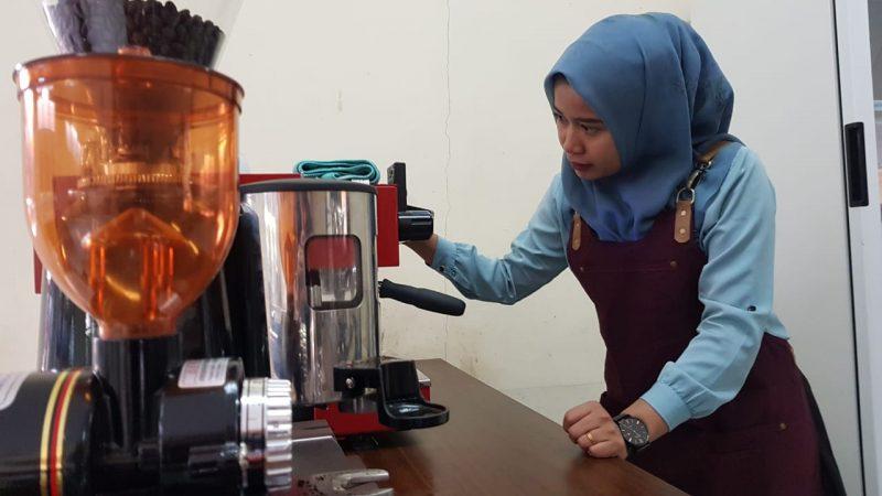 Pelatihan Kopi Saring di BLK Banda Aceh Makin Diminati