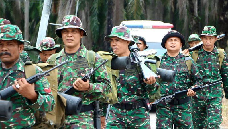 Ketahanan Mars sebagai Bentuk Back To Basic Bagi Prajurit TNI