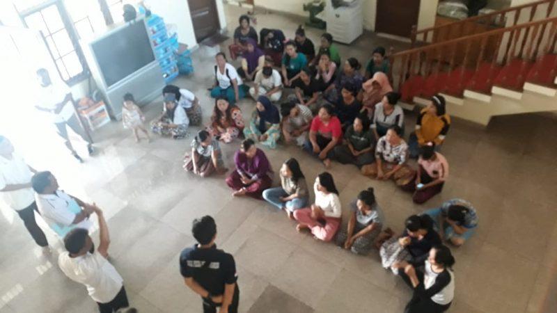 Sidak Kemnaker Gagalkan Keberangkatan 42 Orang Calon PMI Non Prosedural