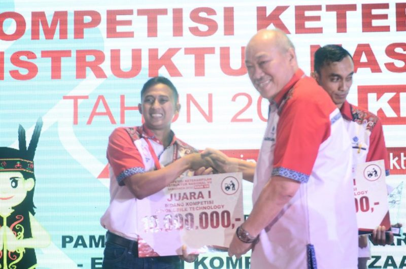 Kemnaker Dorong Pemerataan Kualitas Instruktur di Indonesia