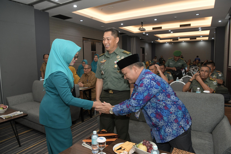 PKK Aceh Dukung Sinergitas Kemitraan dengan BKKBN dan TNI