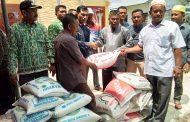 APDESI Salurkan Bantuan ke Korban Kebakaran di Paya Bakong