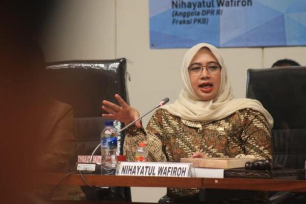 Nihayatul Wafiroh: KH. Ma'ruf Amin jadi Wapres Kado Terindah Hari Santri 2019