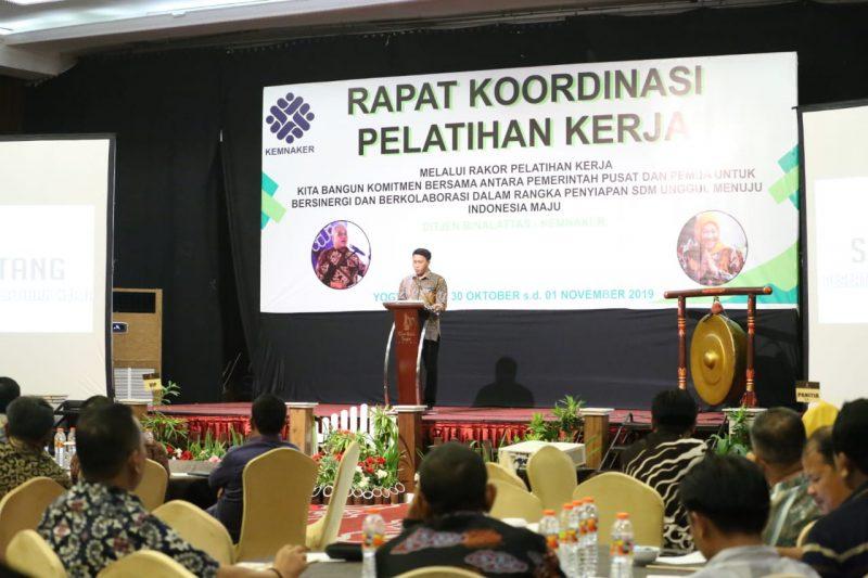Kemnaker Ajak Pemerintah Daerah Bersinergi Wujudkan SDM Unggul
