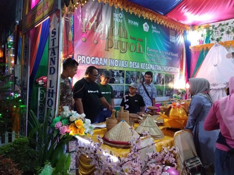 Kementerian Pariwisata dan Ekonomi Kreatif Kembangkan Industri Kreatif