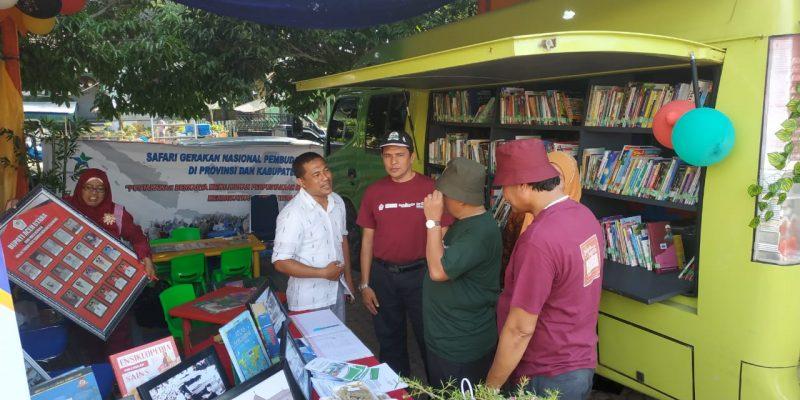 Dispusip Aceh Utara Tingkatkan Minat Baca dan Wawasan Masyarakat