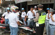 40 Pelanggar Lalu Lintas yang Terjaring Operasi Zebra Rencong Disidang di Tempat