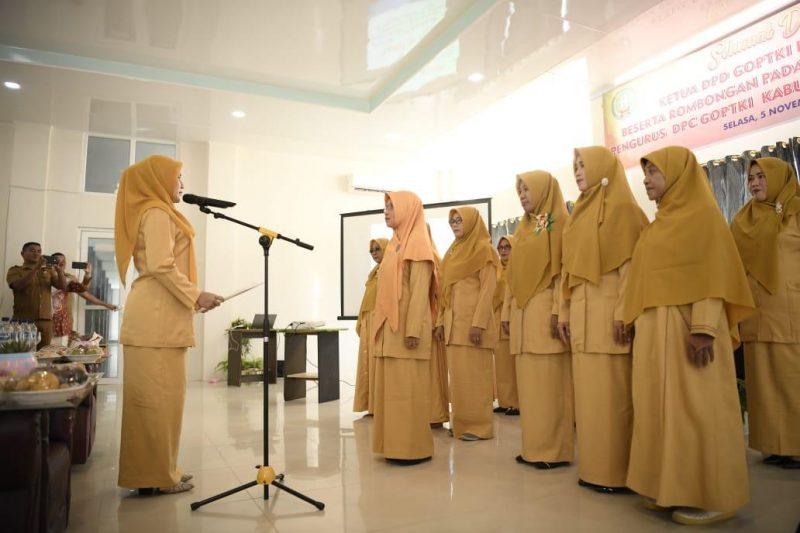 GOPTKI Aceh Barat Daya Harus Mampu Meningkatkan Mutu Pendidikan