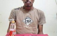 Polsek Lhoksukon Ringkus Pemuda yang Diduga Pengedar Narkoba