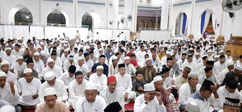 Ribuan Jamaah Hadir Tabligh Akbar Maulid Nabi Muhammad di Aceh Utara