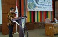 Kementerian ATR/BPN Konsultasi Publik Tata Ruang KEK Arun Aceh