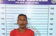 Miliki Ganja 8 Bungkus, Pria Ini Ditangkap Polisi