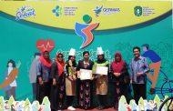 Sanggau Raih Penghargaan dan Juara Tiga Koki Junior di Hari Ikan Nasional