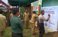 Pemkab Sekadau Deklarasi ODF dan BABS di Desa Maboh Permai