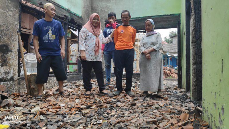 Cerita Duka Korban Kebakaran Pasar Jatisari, DPRD Minta BPBD Segera Salurkan Bantuan