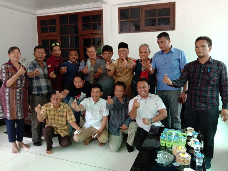 Masyarakat Perantauan Dukung Kang Jimmy Jadi Bupati Karawang