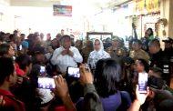 Bupati Cellica Larang Pedagang Bayar Retribusi, Henny : Pemkab Karawang Tak Berhak Atas Pasar Cikampek 1
