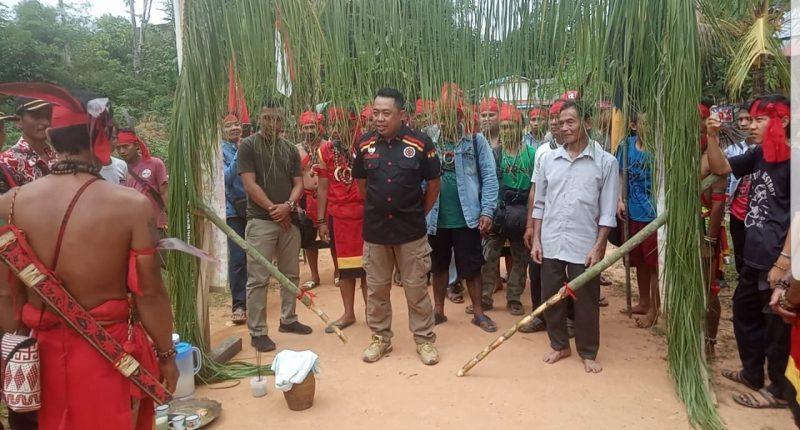 Ormas Dayak Tariu Borneo Mempersatukan Masyarakat Adat Dayak
