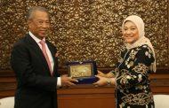 Indonesia - Malaysia Komitmen Tingkatkan Pelindungan Pekerja Migran