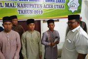 Pemkab Aceh Utara Berikan Beasiswa kepada 2.407 Santri