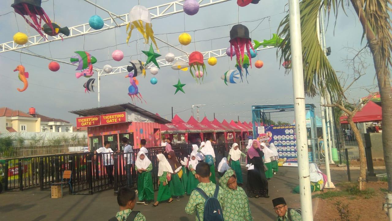 Galuh Mas Hadirkan Passar Festival Selama 1 Bulan