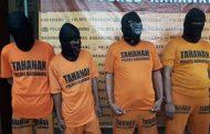 Empat Perakit Senjata Api di Karawang Diringkus Polisi