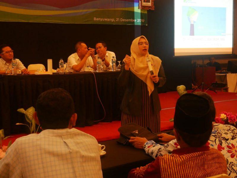 Nihayatul Wafiroh : BPD Berhak Mendapat BPJS