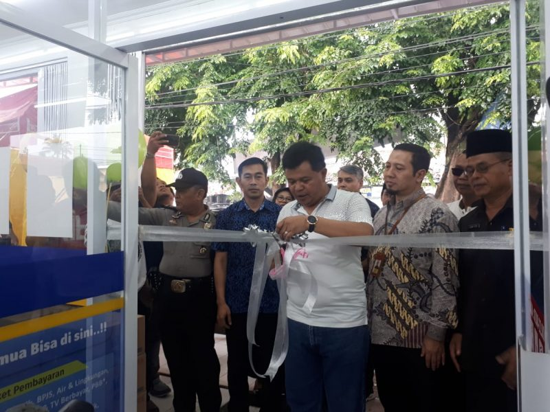 Pemkab Bandung Barat dan Alfamart Luncurkan DesaMart