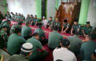 Jelang Akhir Tahun 2019, Kodim 0104 Aceh Timur Gelar Do'a Bersama