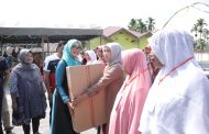 Pemerintah Aceh Berikan Bantuan Modal Usaha untuk Masyarakat Miskin Blang Pandak