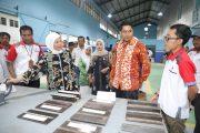 Menaker Ida : BLK Samarinda Siapkan SDM bagi Ibu Kota Negara Baru