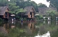 Kawasan Wisata Dusun Bambu Sajikan Budaya Tionghoa Sambul Imlek
