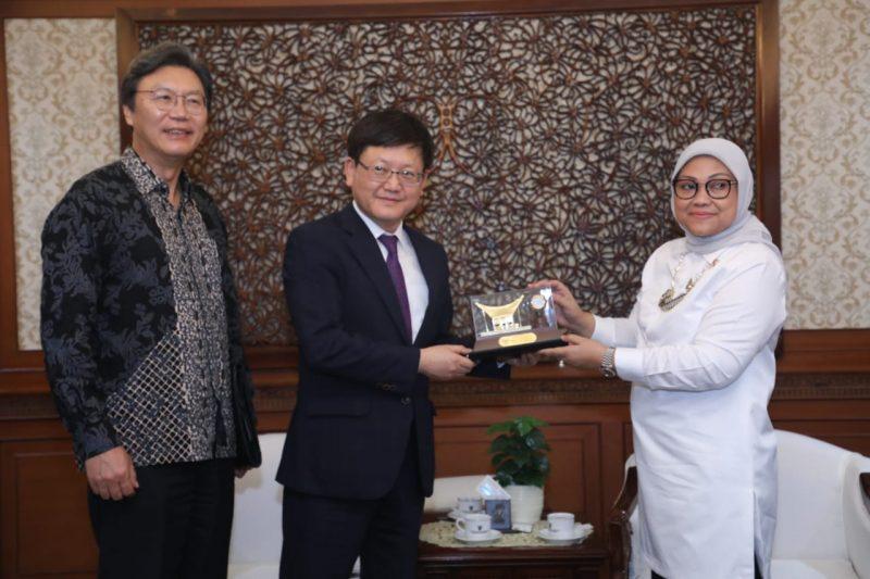 Indonesia-Korsel Segera Rampungkan Sistem Perlindungan PMI di Korsel