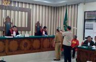Saksi Ahli Bidang Pertanian dan Perkebunan dan ATR/BPN Dihadirkan di Sidang Kasus Karhutla