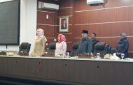 Empat Raperda Prakarsa DPRD Diputuskan Menjadi Perda
