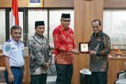 Pemprov Aceh Perjuangkan Proyek Kereta Api Masuk PSN