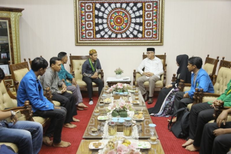 Pemprov Aceh Dukung Ide Mahasiswa Riset Pendidikan Aceh