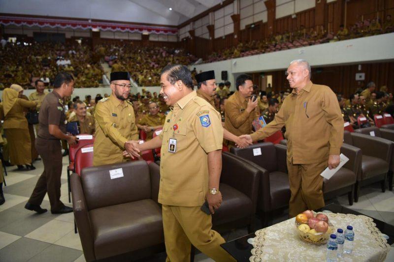 42 Desa di Aceh Telah Menerima Transfer Dana Desa