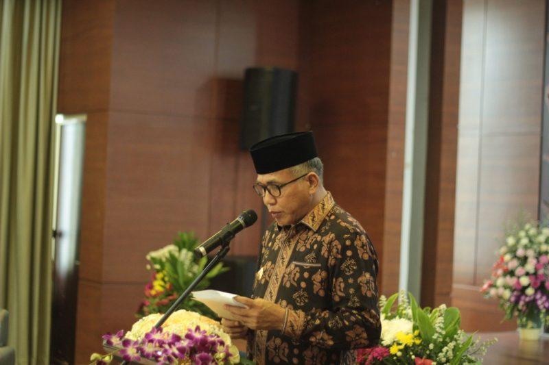 Pemprov Aceh Ajak Mahasiswa Aceh Tingkatkan SDM Unggul Hadapi Era 4.0