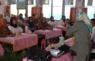 Satpol PP Go to School Sosialisasikan Perbup Pendidikan Berkarakter