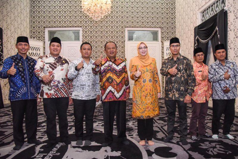 Bupati Purwakarta Lantik Lima Kepala Dinas Baru