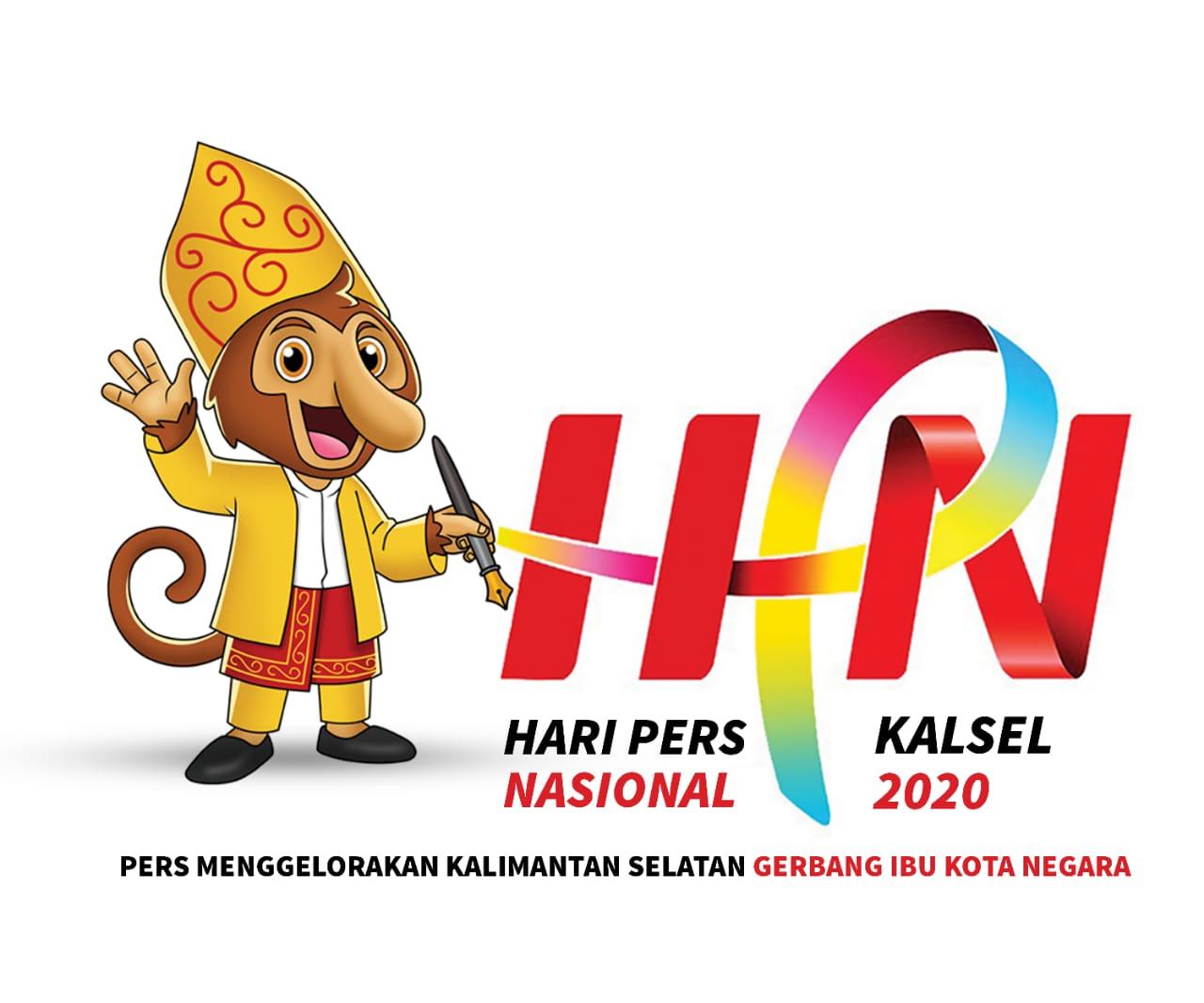 HPN 2020 Gelorakan Kalimantan Selatan Gerbang Ibu Kota Negara