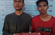 Transaksi Narkoba di Warung, Dua Pelaku Diringkus Polisi