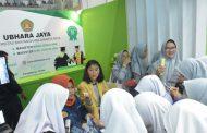 Kampus Ubhara Jaya Promosi Program di Pameran Jakarta Education